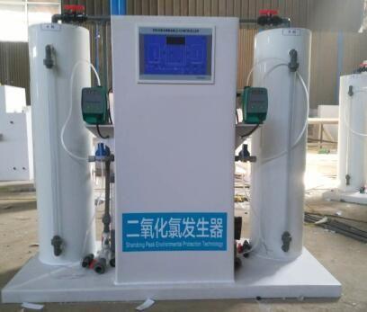 一体化全自动二氧化氯发生器