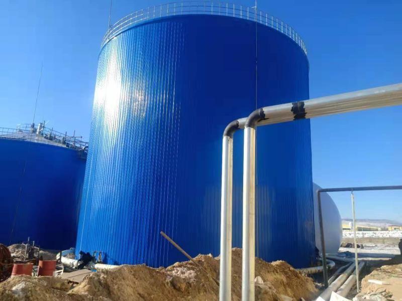CSTR厌氧发酵罐生产