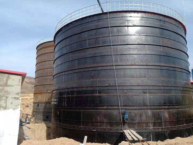 CSTR厌氧发酵罐厂家
